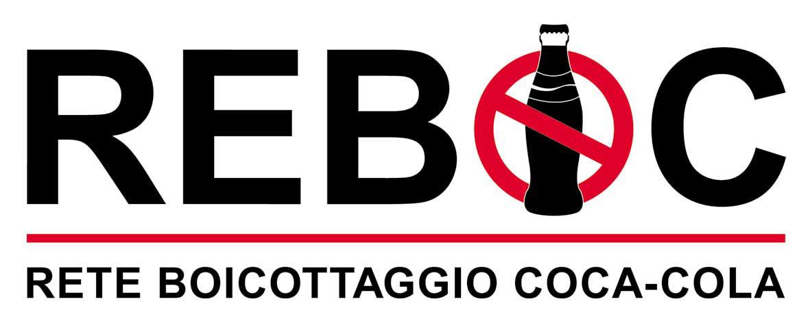 Reboc - boicotta la coca cola