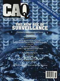 la copertina di CAQ #59